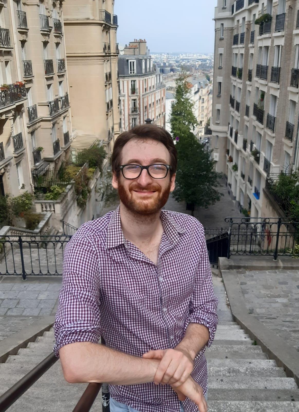 visite Montmartre Sean