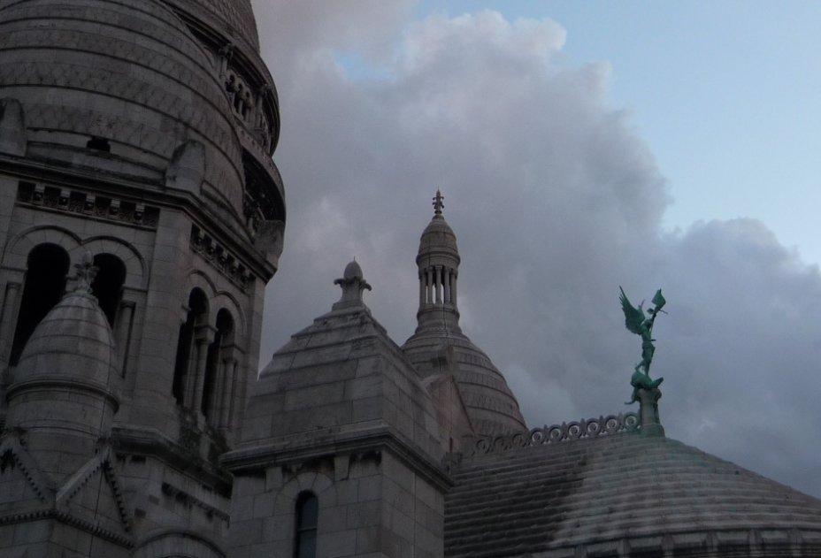 Archange Saint Michel Sacré Coeur