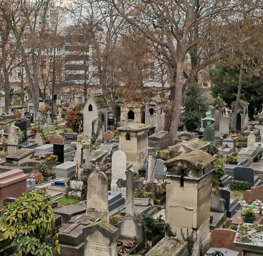 visite guidée du cimetière de Montmartre