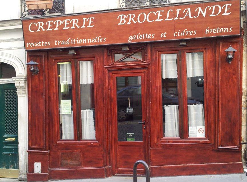 Restaurants De La Butte Montmartre