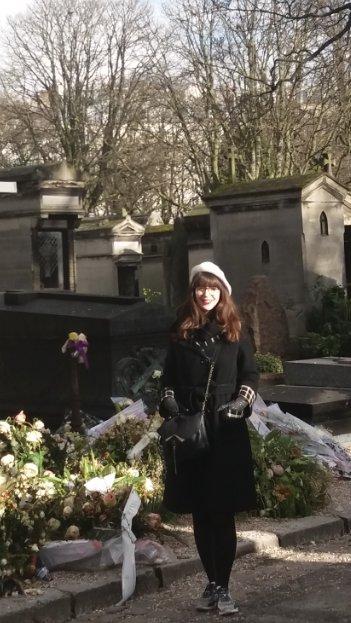visite guidée du cimetiére de Montmartre