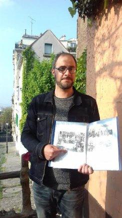 visite Montmartre François