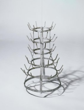 Porte-bouteille de Marcel Duchamp