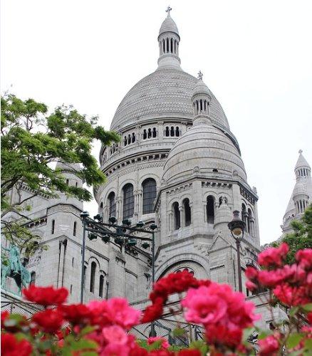 Bienvenue sur la butte Montmartre