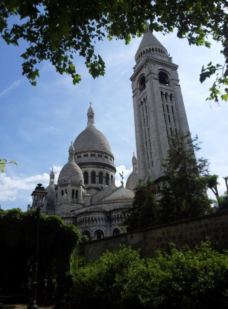 visite guid�e Montmartre