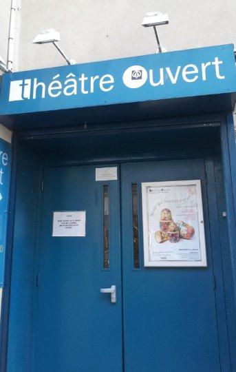 Montmartre sortir au th tre ou prendre des cours de th tre for Garage alfortville rue veron