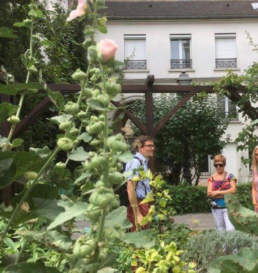 visite Montmartre Matthieu